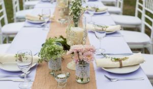 Tips & Ideas for organizing the perfect event in Mykonos!