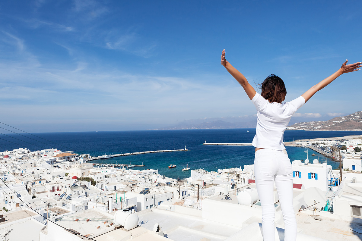 Why choose Mykonos to host your summer 2016 event.