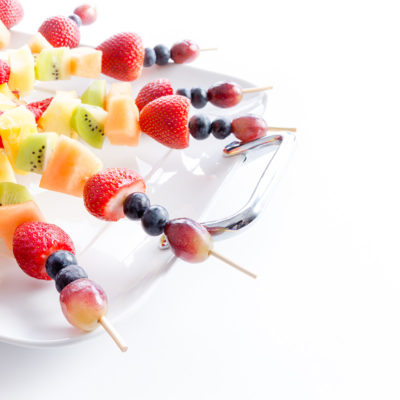 Ideas for Summer Catering by Mykonos Catering Services!
