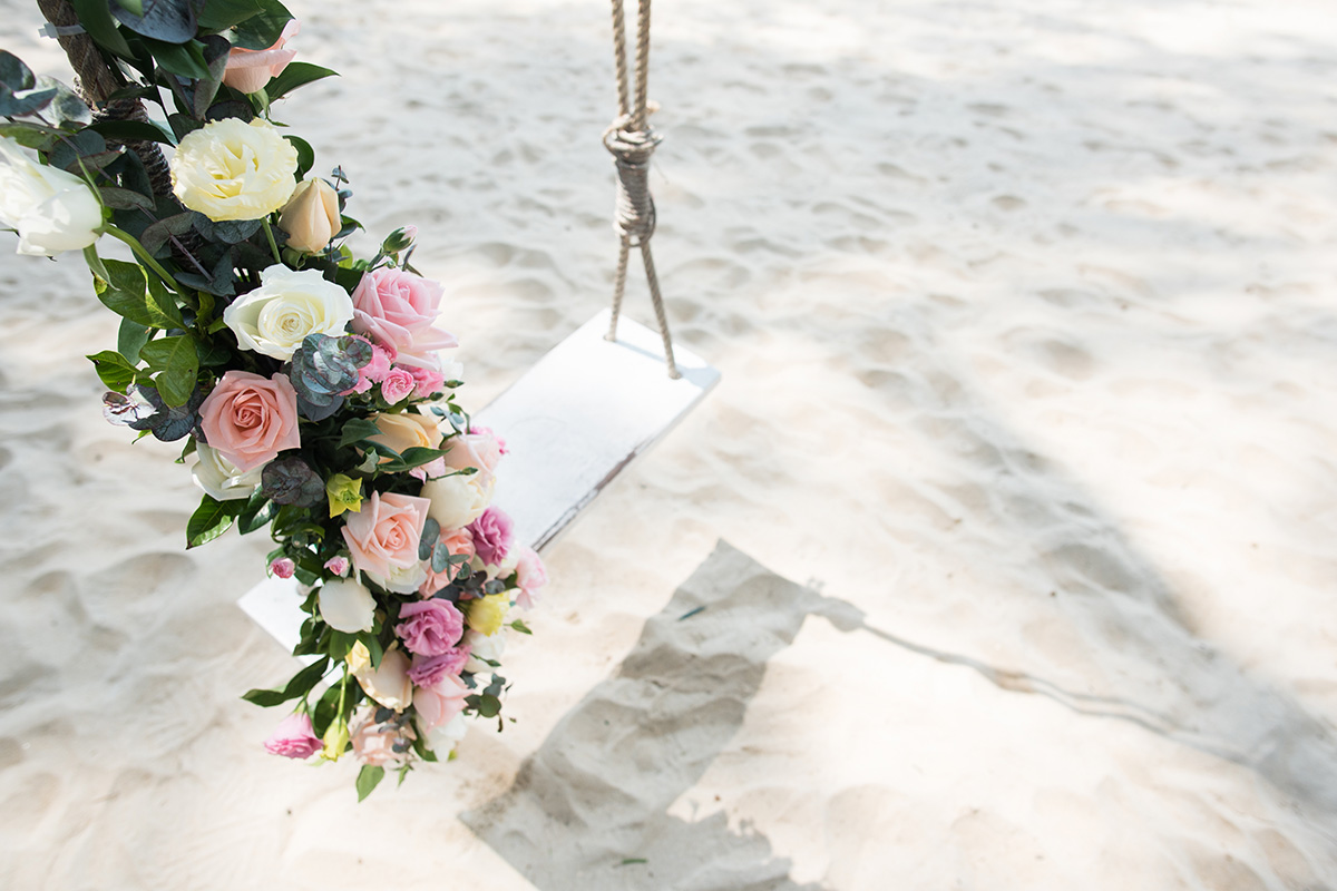 Beachfront Wedding and Party by Mykonos Catering Services!