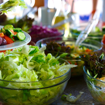 Healthy options for your catering food!