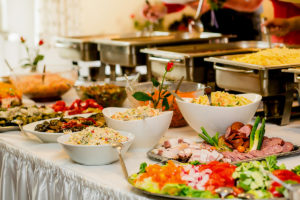 Why choose a buffet menu for your event in Mykonos island