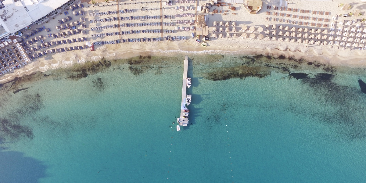 A private event in Mykonos: the best new venue!