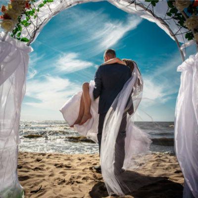 The perfect wedding reception in Mykonos Island!