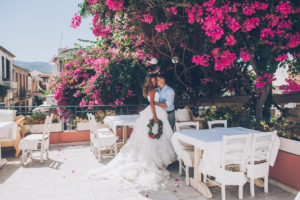 Spring wedding and events in Mykonos Island