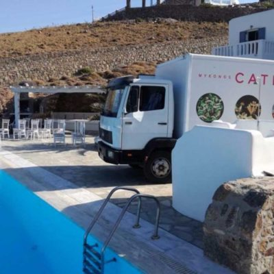 5 marvellous ideas for your event in Mykonos