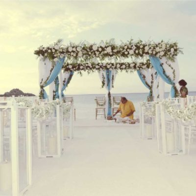All the details for a memorable wedding reception by Mykonos Catering Services