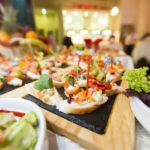 How to create the perfect buffet for your event in Mykonos!