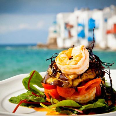 Mykonos Catering Services Welcomes Summer 2017 Season