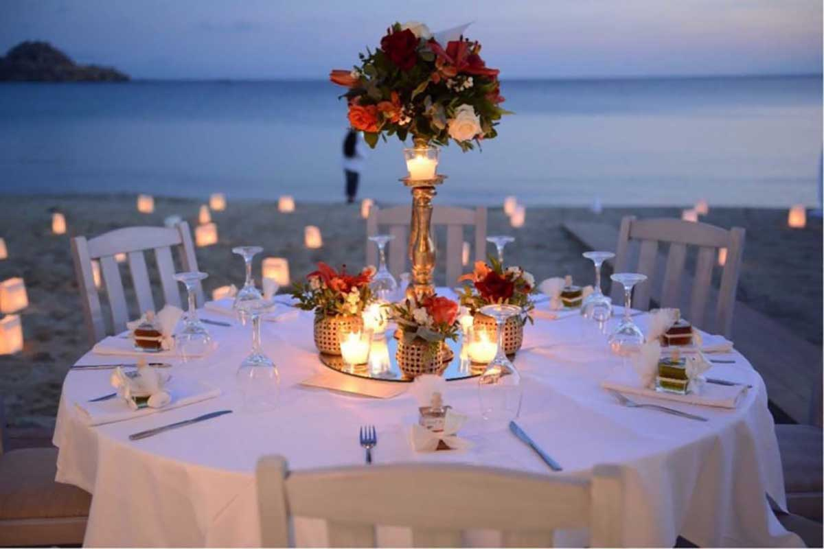 The best menu choices according to your event type!